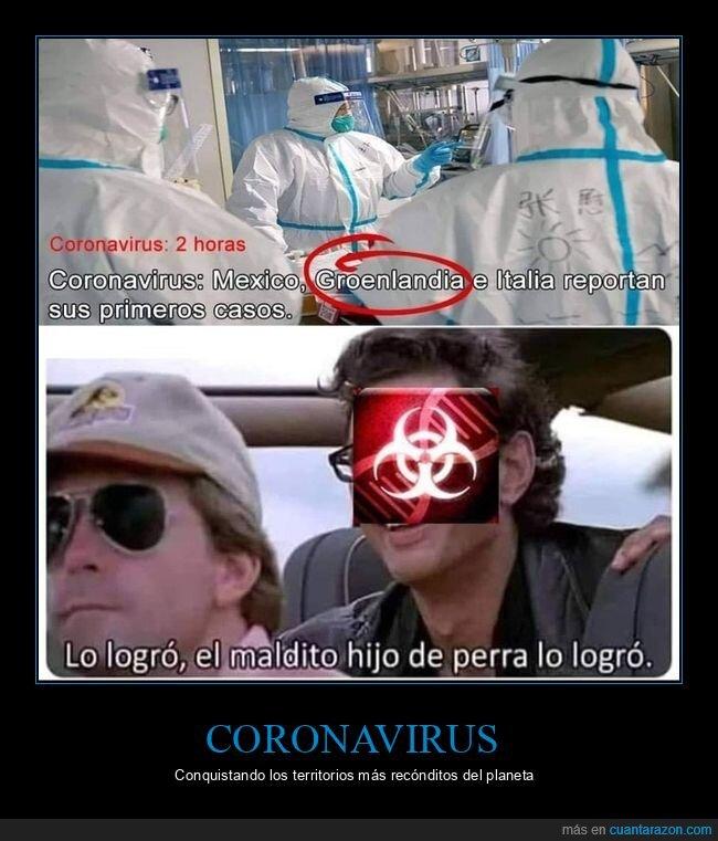 coronavirus,groenlandia,plague inc