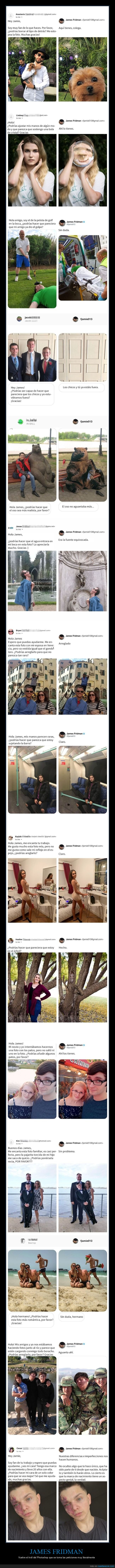 james fridman,photoshop,trolling