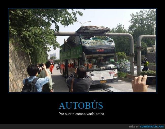 autobús,fails