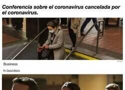 Enlace a El coronavirus se defiende