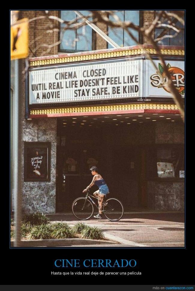 cerrado,cine,película,vida real,wtf