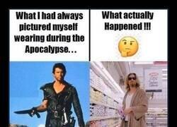 Enlace a El Apocalipsis no es como lo habíamos imaginado...