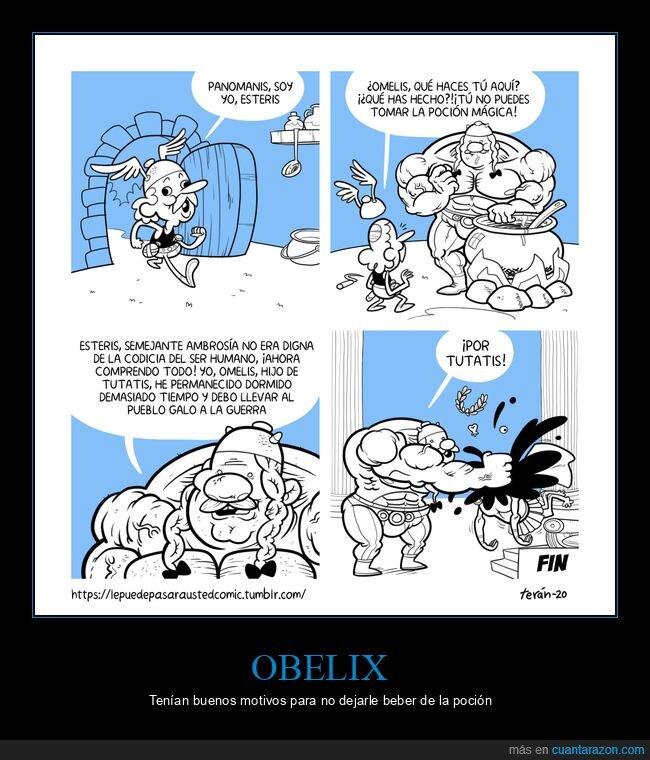 absurder,asterix,obelix,poción