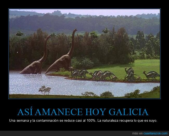 contaminación,galicia,naturaleza