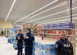 Enlace a Ya se están poniendo serios en los supermercados...