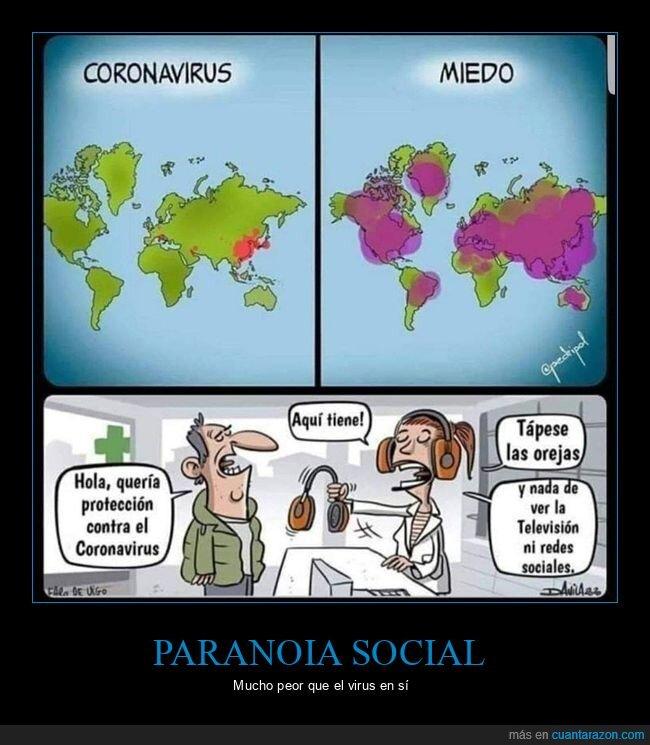 coronavirus,miedo,orejas,televisión