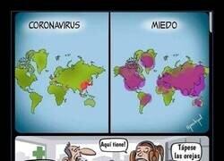 Enlace a Ese mapa no está muy actualizado...