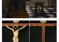 Enlace a Artista muestra cómo se verían las pinturas clásicas durante la cuarentena