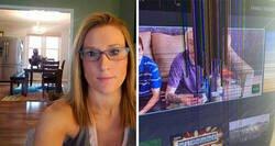 Enlace a Divertidas fotos de padres pasando la cuarentena con sus hijos