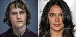Enlace a Este experto en Photoshop mezcla las caras de diferentes celebridades