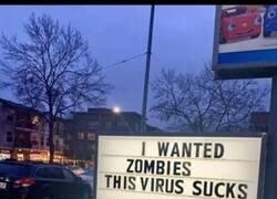 Enlace a Yo quería zombies...