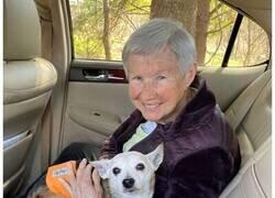 Enlace a Fotos muy reconfortantes de mascotas rescatadas en el mes de Marzo