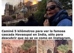 Enlace a Turistas que tomaron fotos desastrosas de lugares famosos