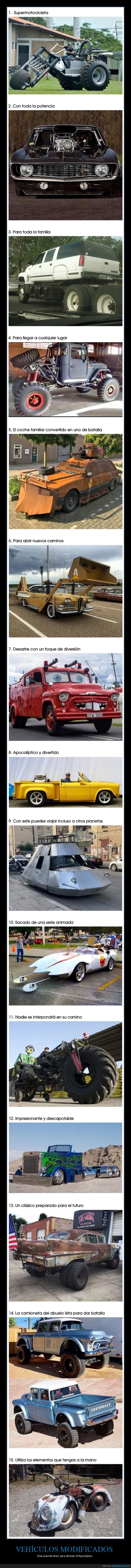 apocalipsis,coches,modificados,tuning,vehículos