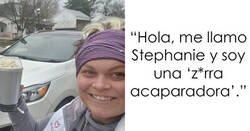 Enlace a Esta mujer fue llamada acaparadora por gastar 1100$ en el supermercado, explica que está comprando para 6 familias