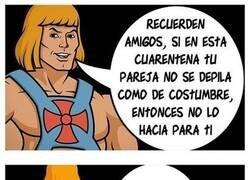 Enlace a He-Man nos revela una dolorosa verdad