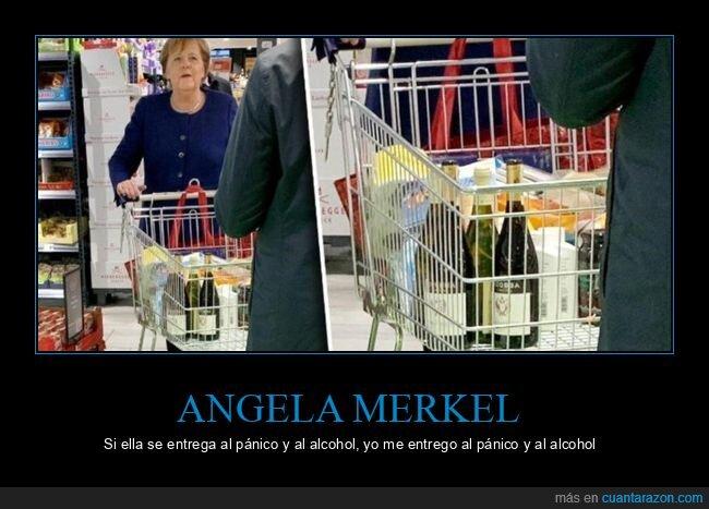 alcohol,comprando,merkel,políticos,supermercado,wtf