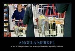 Enlace a La compra de la Merkel