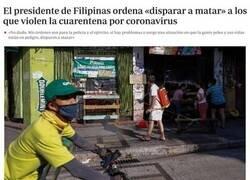 Enlace a En Filipinas se han puesto serios