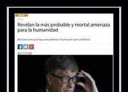 Enlace a Bill Gates ya lo sabía desde hace 5 años