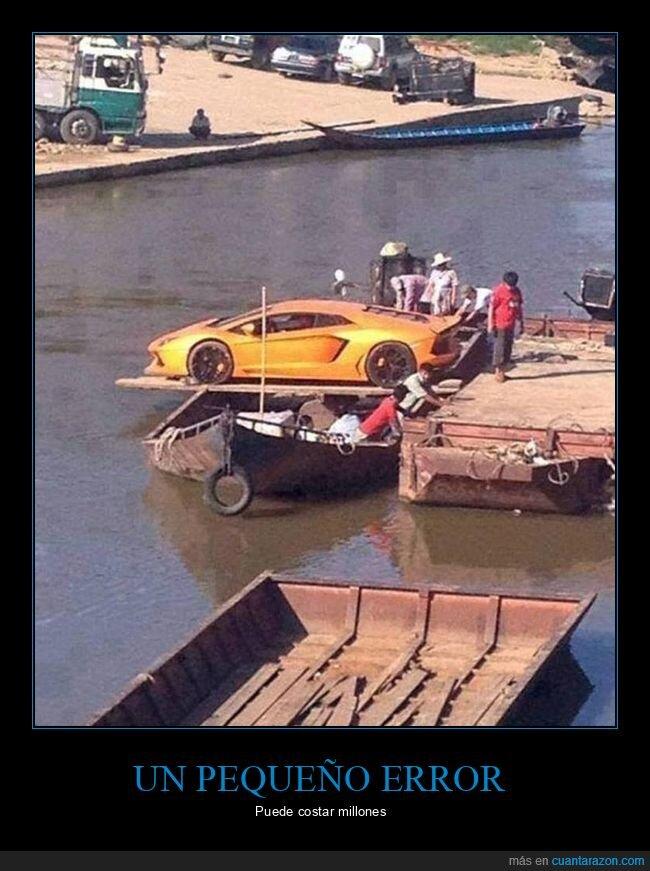 barca,coche,wtf