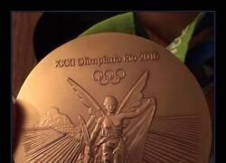 Enlace a Medalla olímpica al detalle