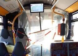 Enlace a Autobuses durante la pandemia