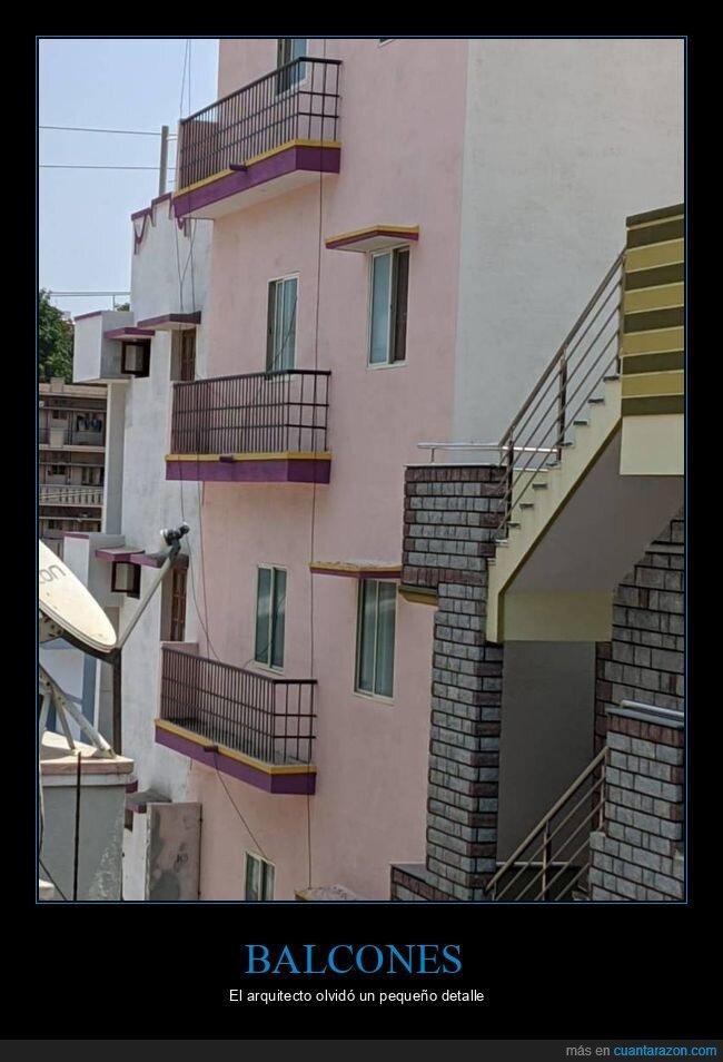 balcones,edificio,fails,ventanas