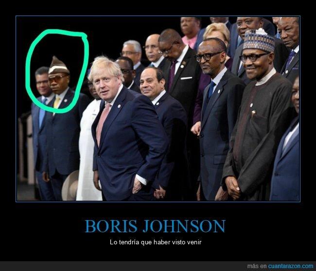 boris johnson,coronavirus,negros del ataúd,políticos