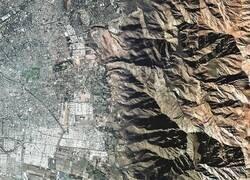 Enlace a Santiago de Chile y los Andes
