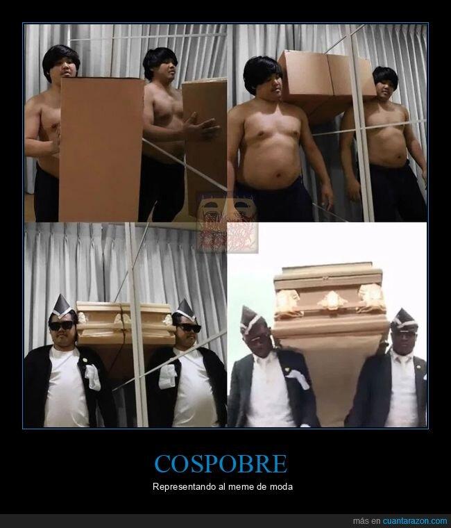 cospobre,negros del ataúd