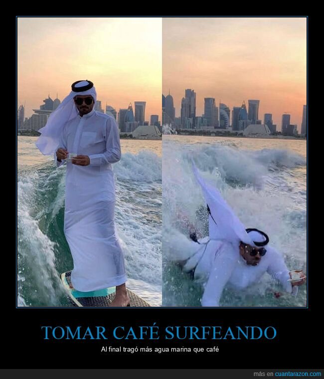 árabe,café,fails,surf