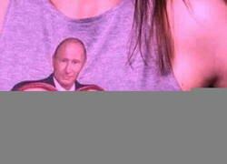 Enlace a Putin estaría orgulloso