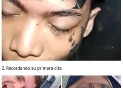 Enlace a Personas que que se hicieron tatuajes cuestionables