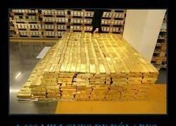 Enlace a El oro de Fort Knox