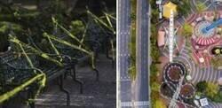 Enlace a Fotos de ciudades en cuarentena que parecen sacadas de una película de ciencia ficción