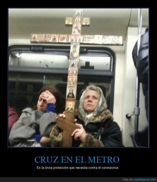 cruz,metro,señora,wtf