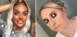 Enlace a Personas que deberían cambiar de maquillador
