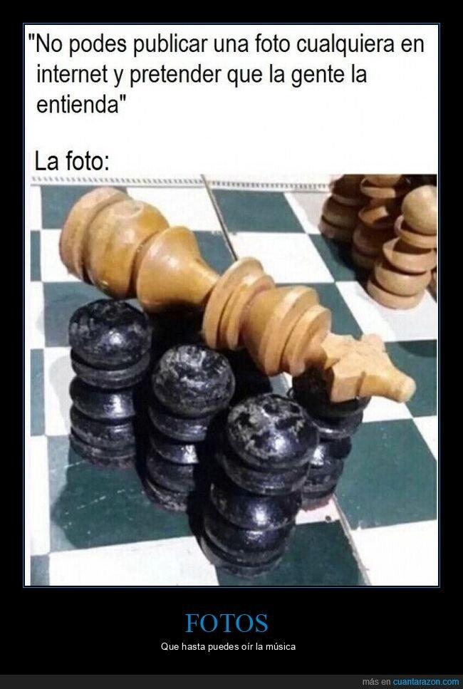 ajedrez,negros del ataúd