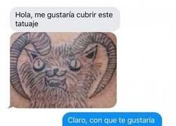 Enlace a Consultando al tatuador