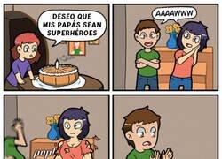 Enlace a Deseo de cumpleaños