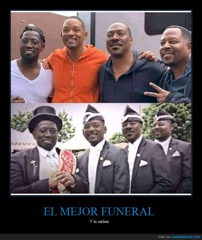 eddie murphy,martin lawrence,negros del ataúd,wesley snipes,will smith