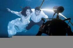 Enlace a Boda subacuática