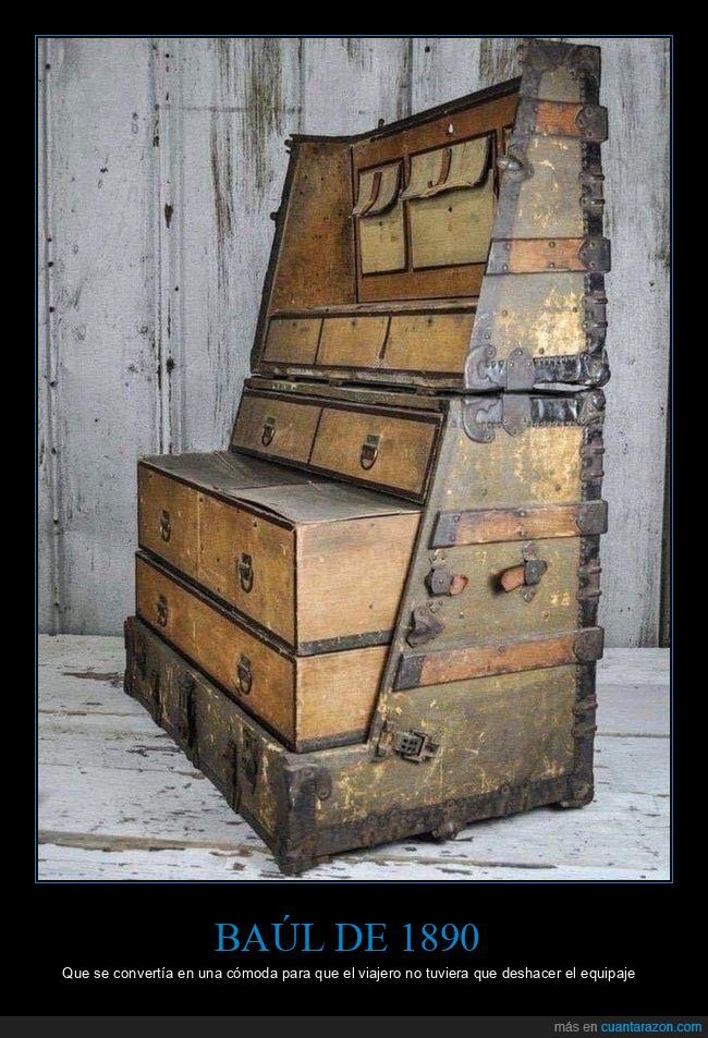1890,baúl,cómoda,equipaje