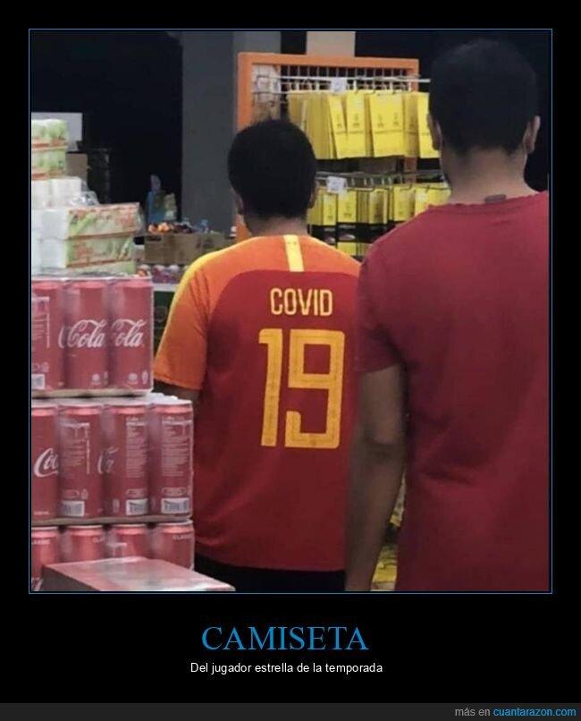 camiseta,coronavirus,covid 19