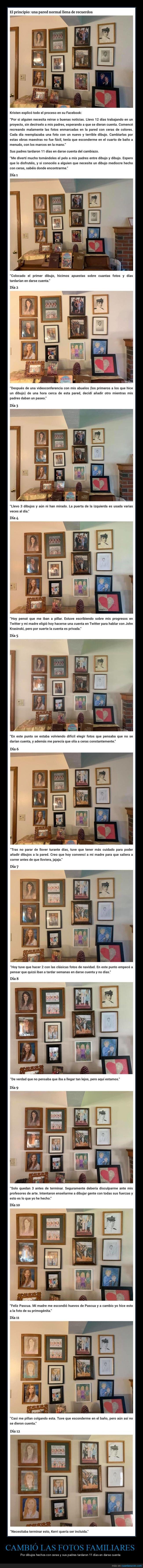 cambiar,dibujos,fotos,padres