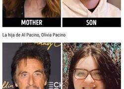 Enlace a Hijos de famosos que tienen un aspecto inesperado