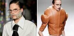 Enlace a Diseñadores de moda que liberaron su imaginación más de lo necesario