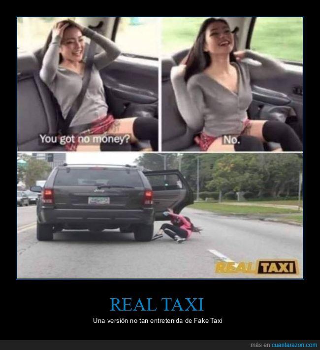 dinero,taxi