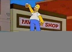 Enlace a Homer ya lo sabía